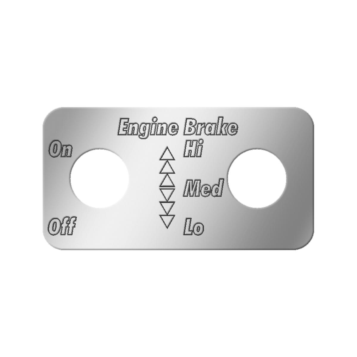 #68573 - Engine Brake - Hi, Med, Low