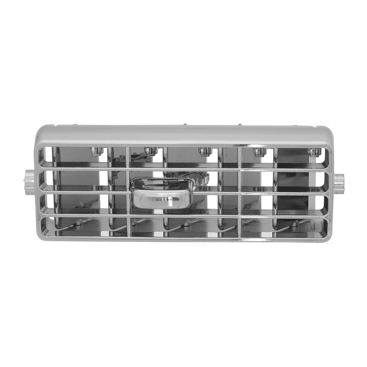 67915 Chrome Plastic A/C Vent w/ Adjustable Louver for KW