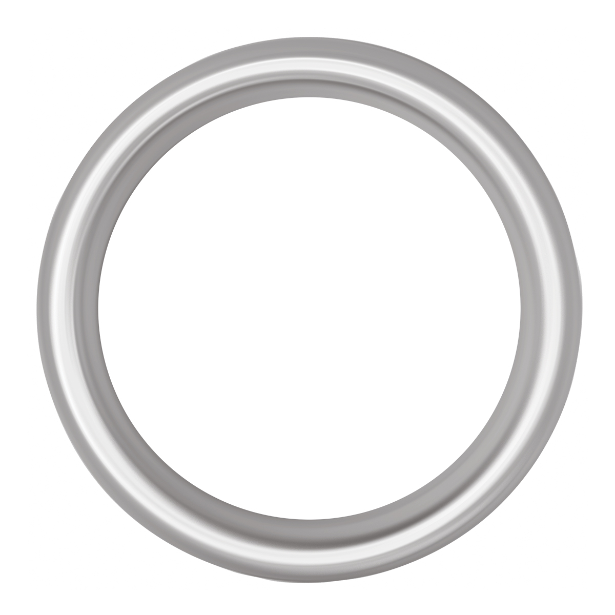 68221 Chrome Plastic Pyrometer Snap-On Gauge Cover for KW