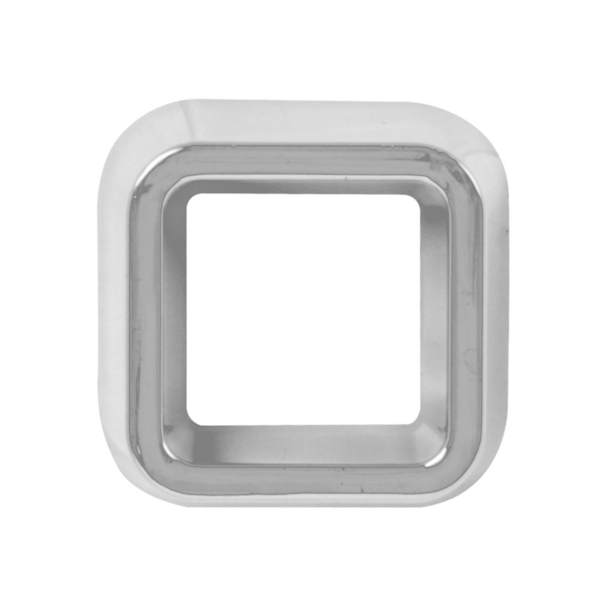 68240 KW Chrome Plastic Turn Signal Bezel
