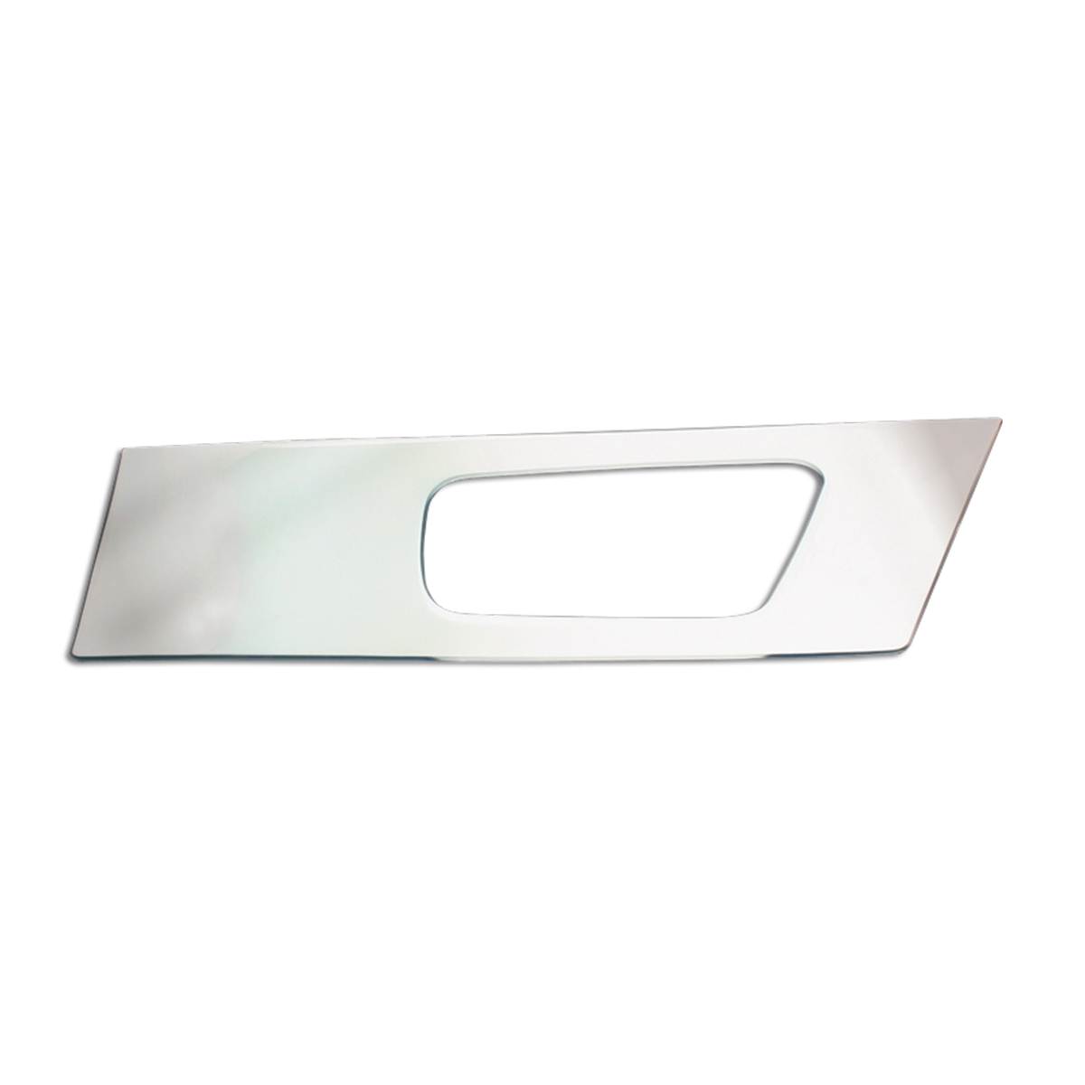 68919 KW Chrome Soft Plastic Passenger Side Door Panel