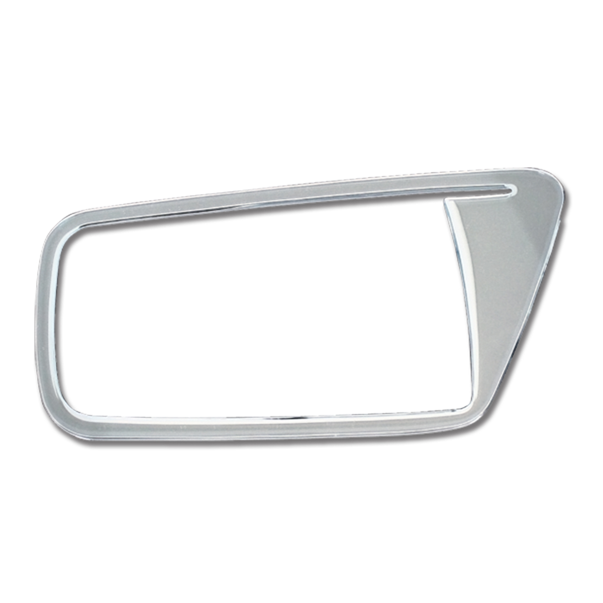 68920 KW Chrome Soft Plastic Passenger Side Door Ring