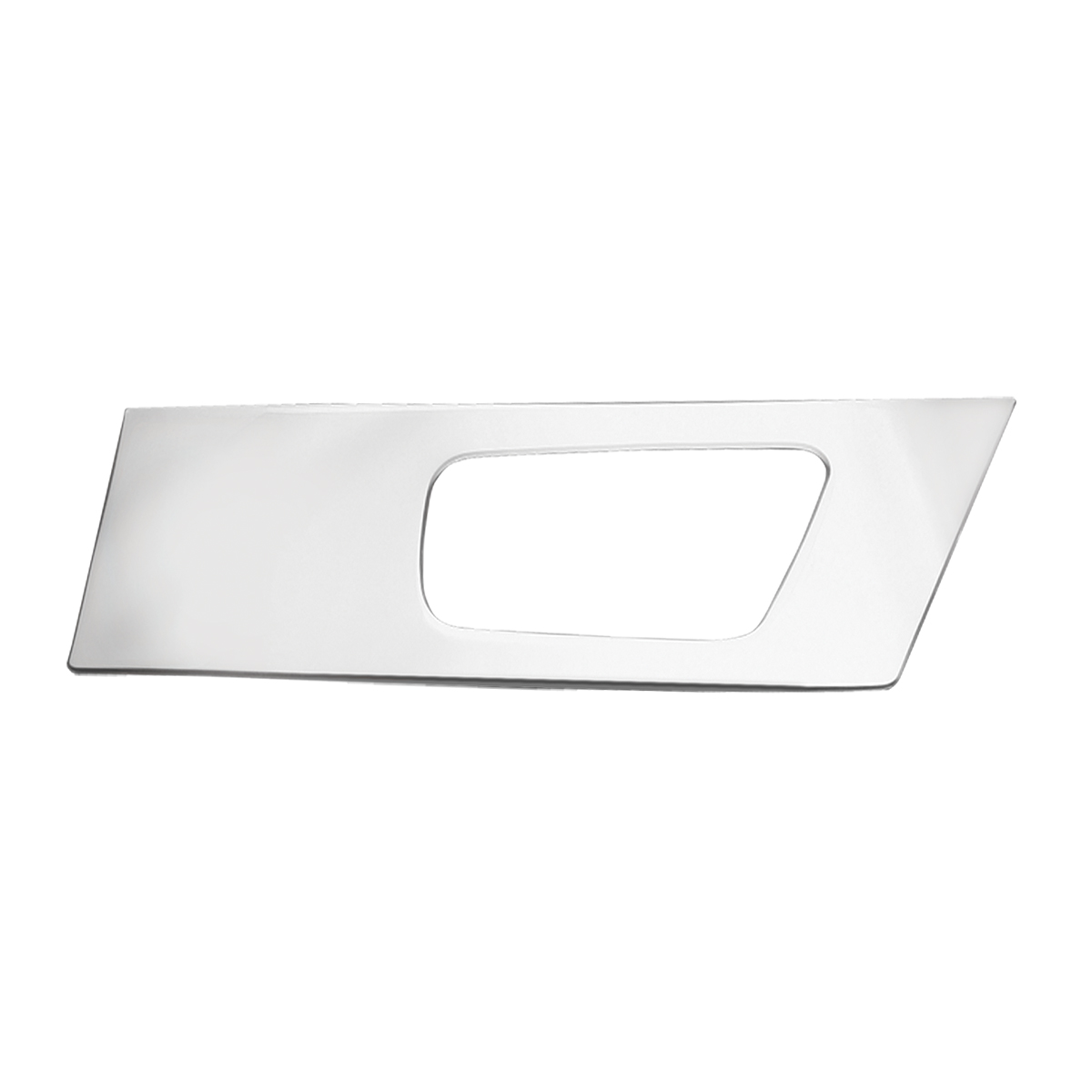 68926 KW Chrome Soft Plastic Passenger Side Door Panel