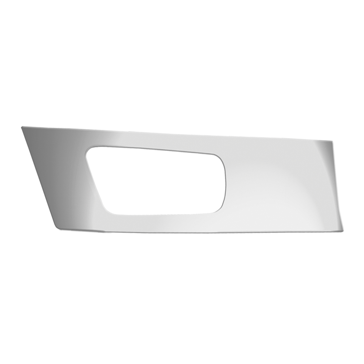 68927 KW Chrome Soft Plastic Driver Side Door Panel
