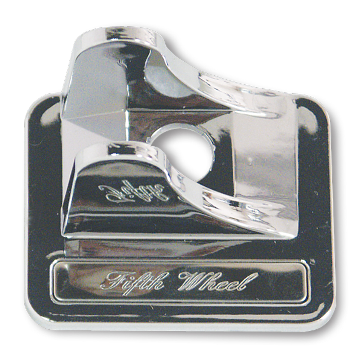 Switch Guard w/ 5th Wheel Stainless Steel Script for KW