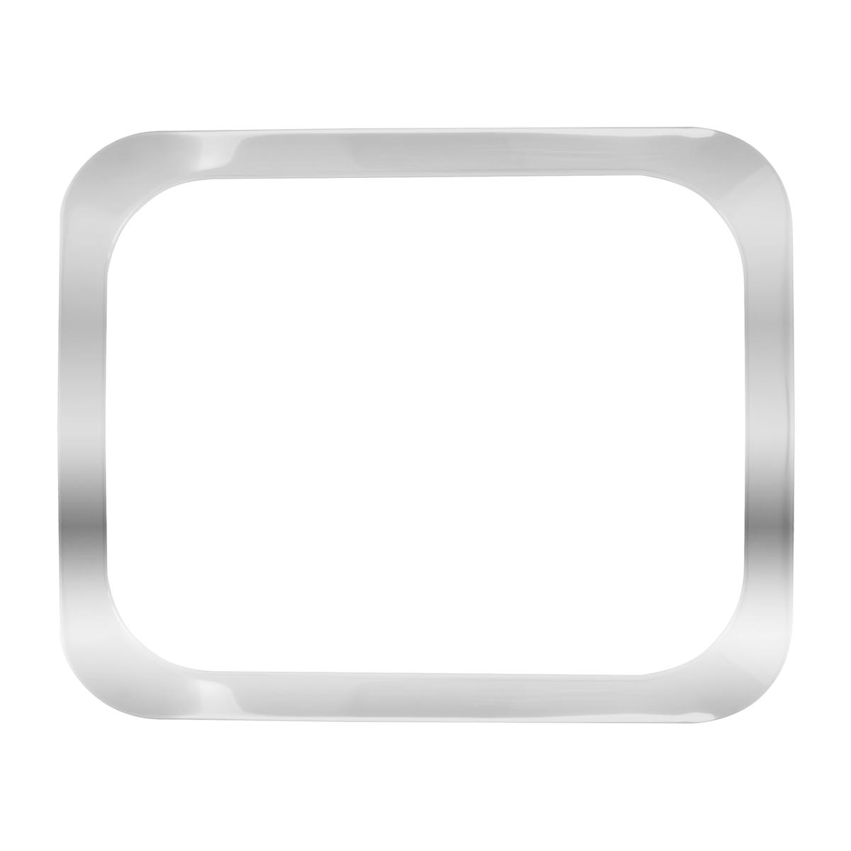 97558 Stainless Steel Exterior Sleeper Window Trim