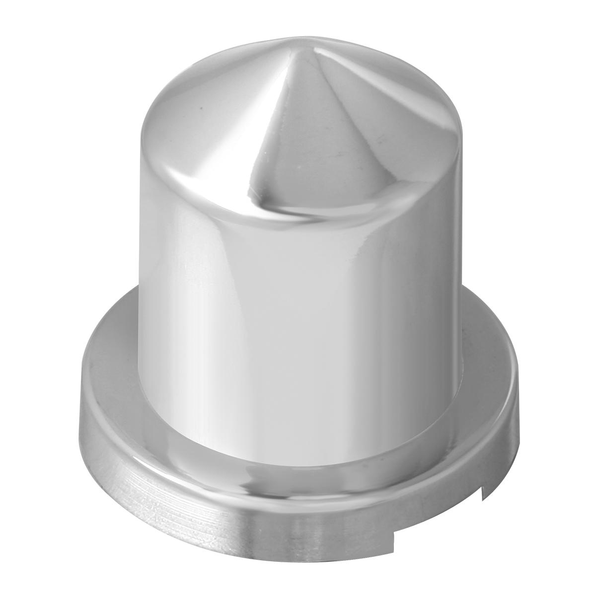 "10131 Chrome Plastic 5/8"" Side Step Nut Cover"