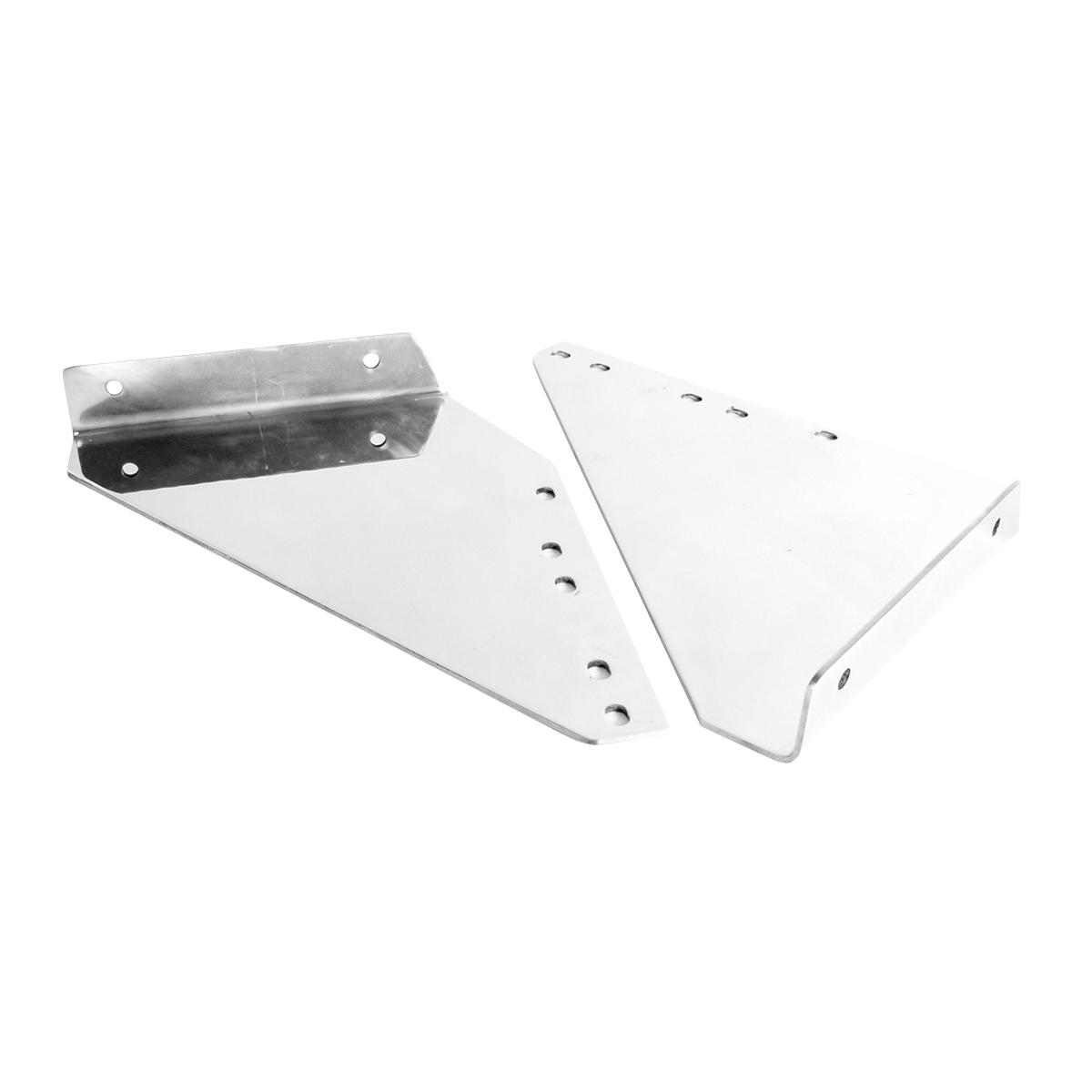 59000 KW Stainless Steel Heavy Duty Side Steps