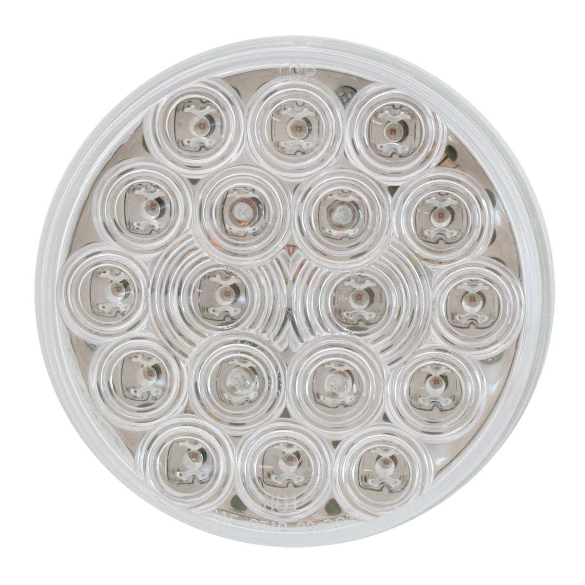 """4"""" Fleet LED Light in Clear Lens"""