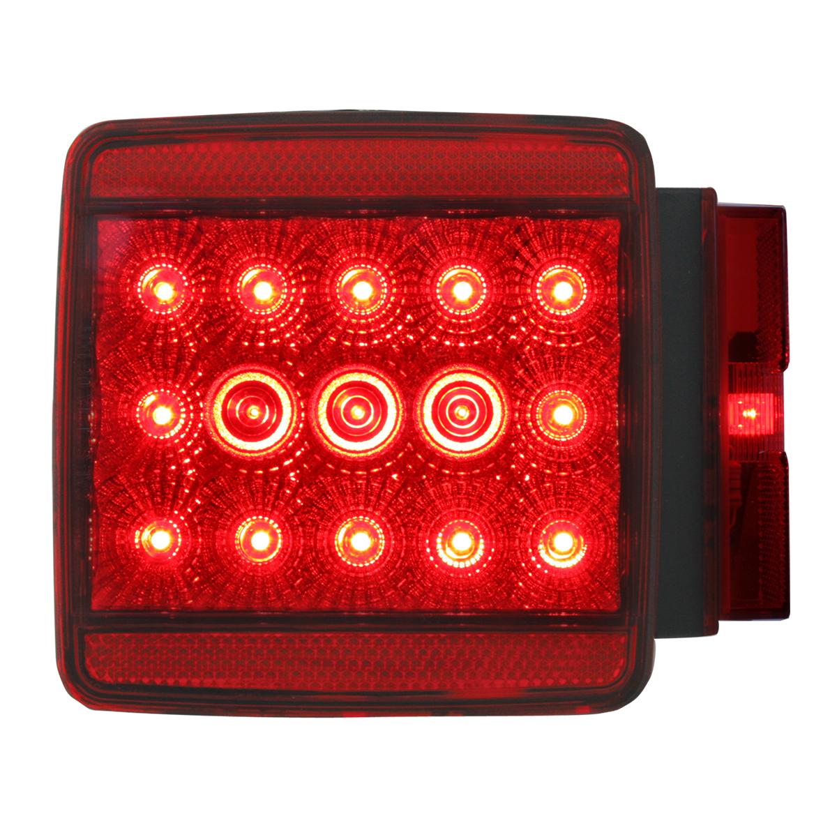 76947 Universal Stud-Mount Trailer Spyder LED Lihgt