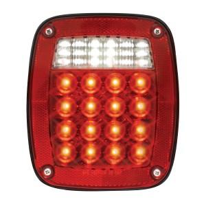 Multi-Function Three Stud Combination LED Light