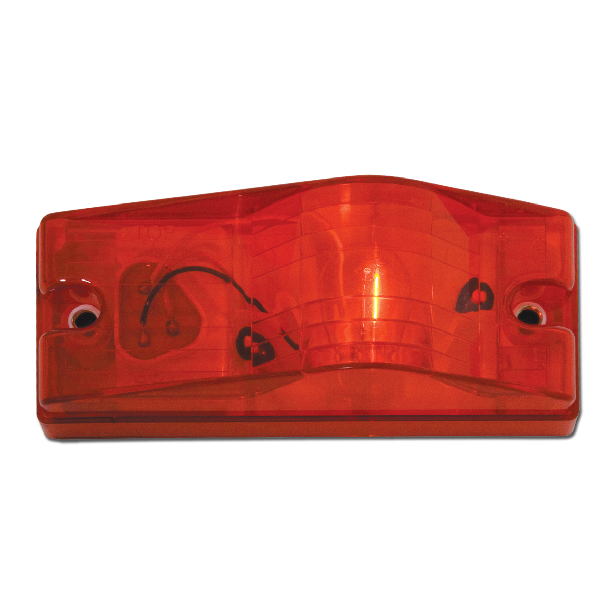 #87013 Side Mount Turn and Marker Red Light Only