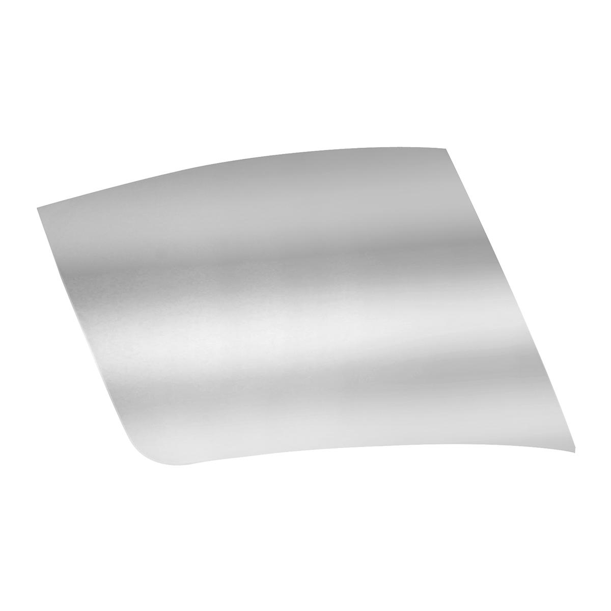 89322 Chrome Plastic Front Bumper Cover (Driver Side) for Volvo VNL