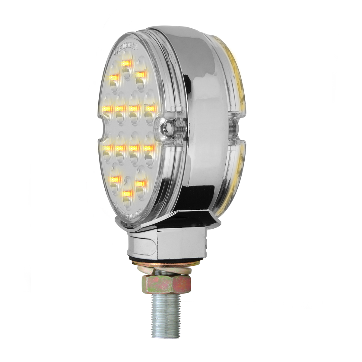 "75193 3"" Double Face Pearl LED Light"