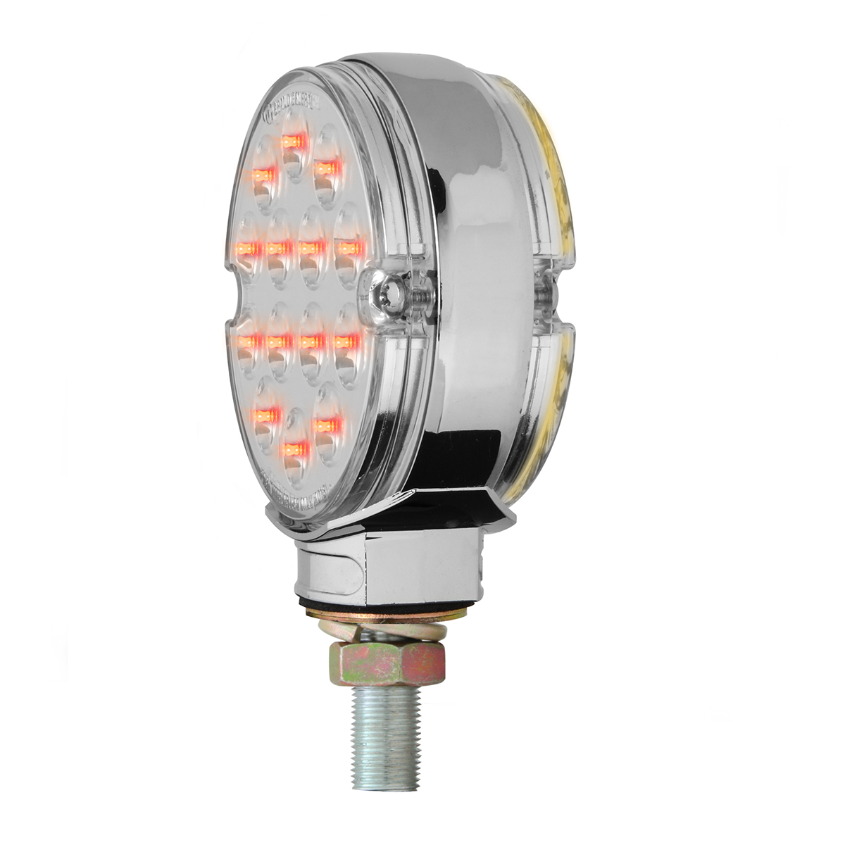 "75192 3"" Double Face Pearl LED Light"