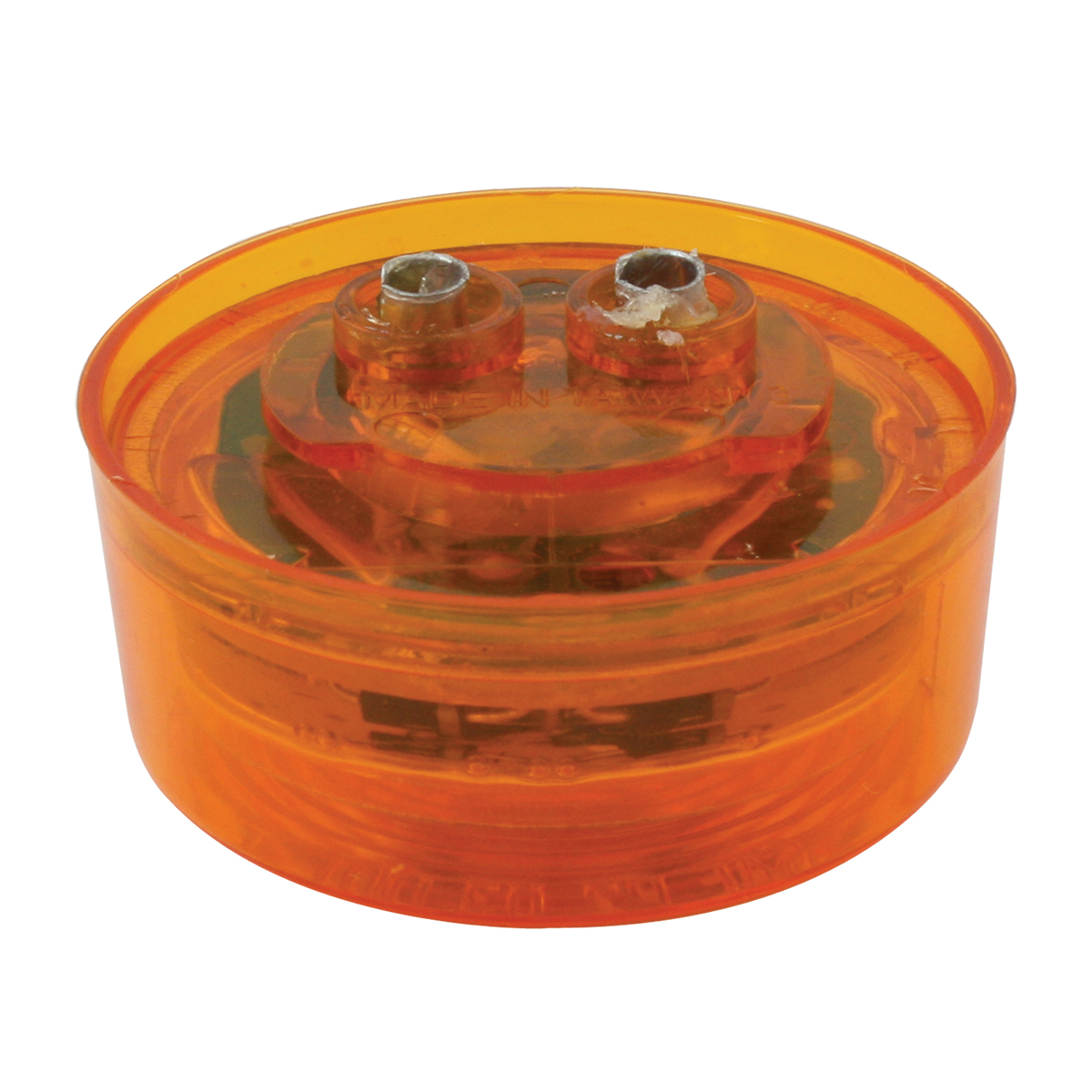 76430 Fleet LED Marker Light in Amber/Amber