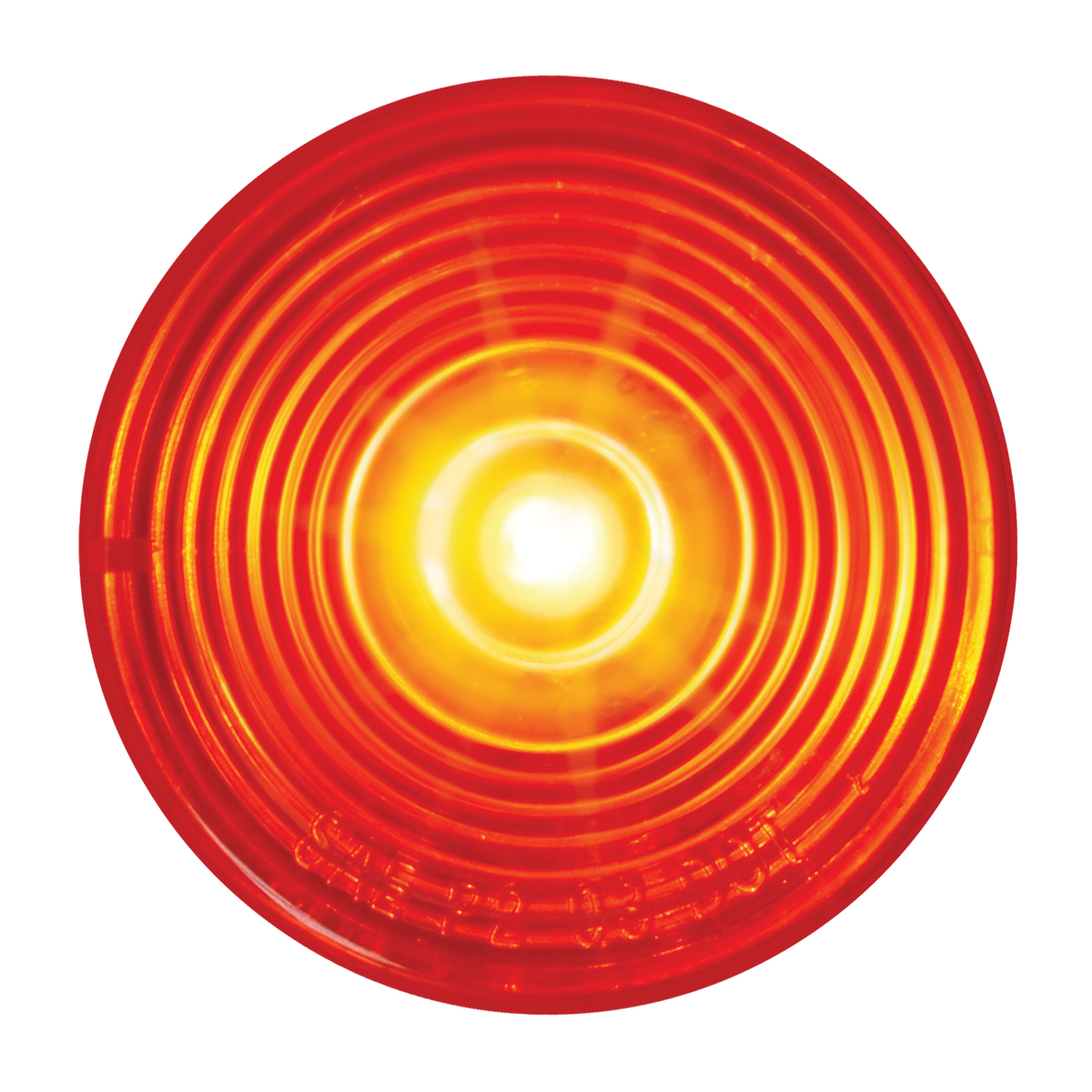 76432 Fleet LED Marker Light in Red/Red