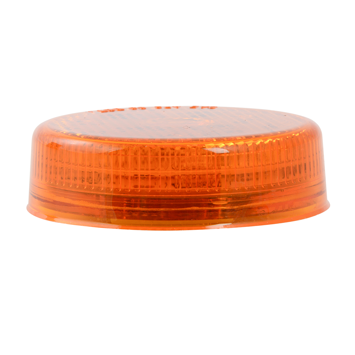 """76970 2-1/2"""" Reflector Style LED Light in Amber/Amber"""