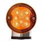 Single Face Projected Spyder LED Pedestal Light