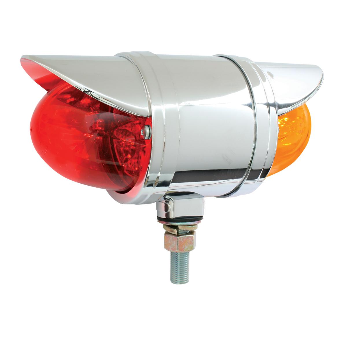 77933 Double Face Spyder LED Pedestal Light