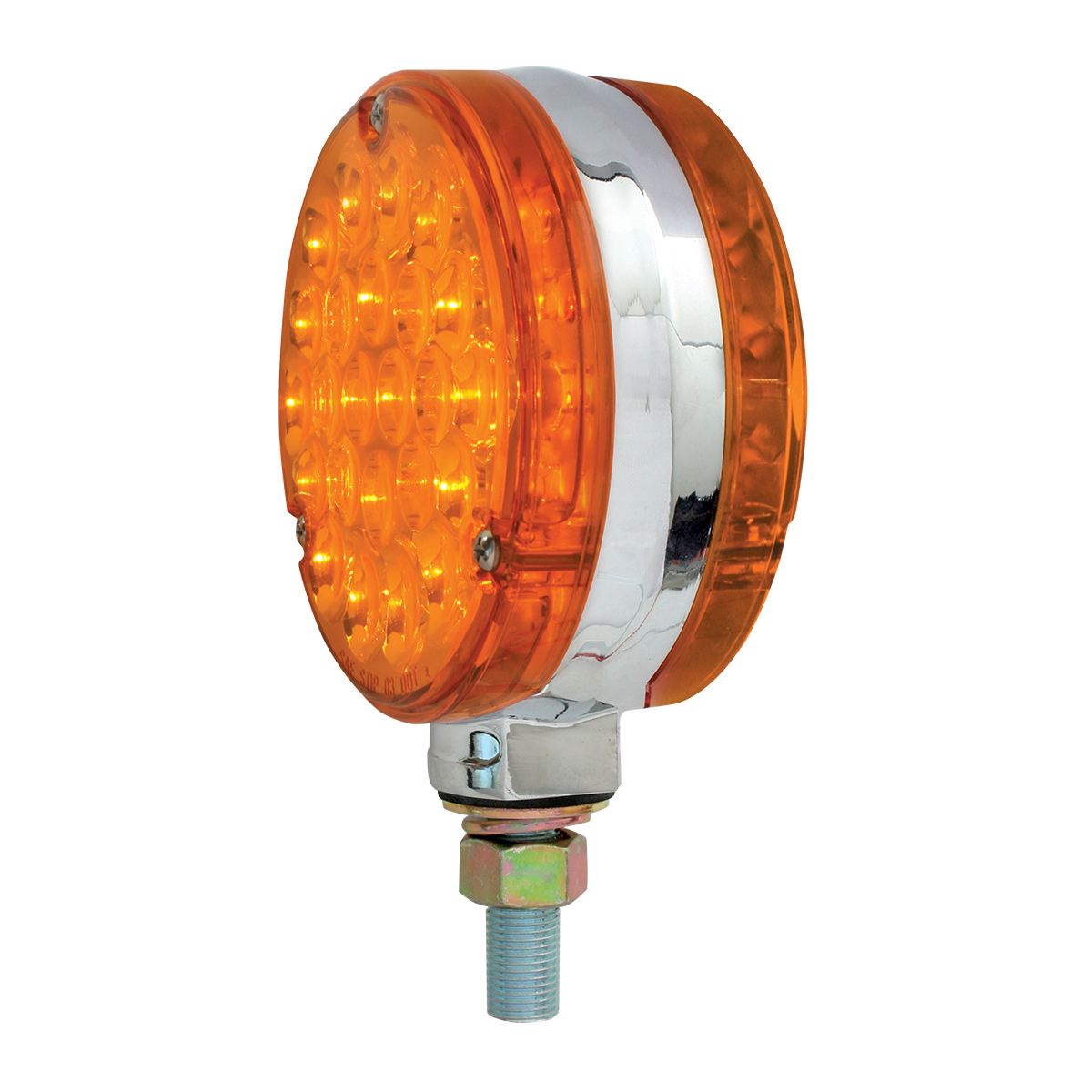 """78361 4"""" Double Face Pearl LED Light"""