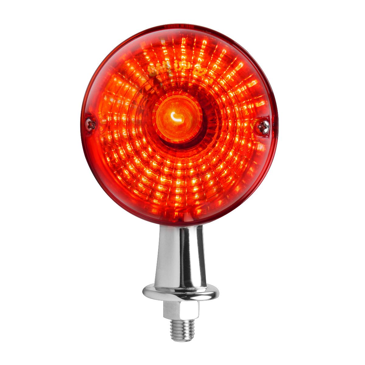 """#78755 2 ⅛"""" Honda Marker Red Light"""