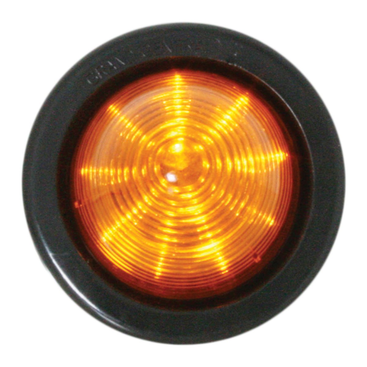 beehive led marker light with black rubber grommet beehive led marker light with black rubber grommet