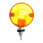 Single Face Auxiliary Pedestal Marker Light