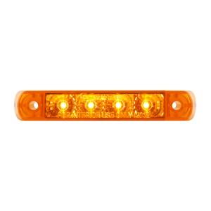 4″ Surface Mount Marker & Turn LED Light