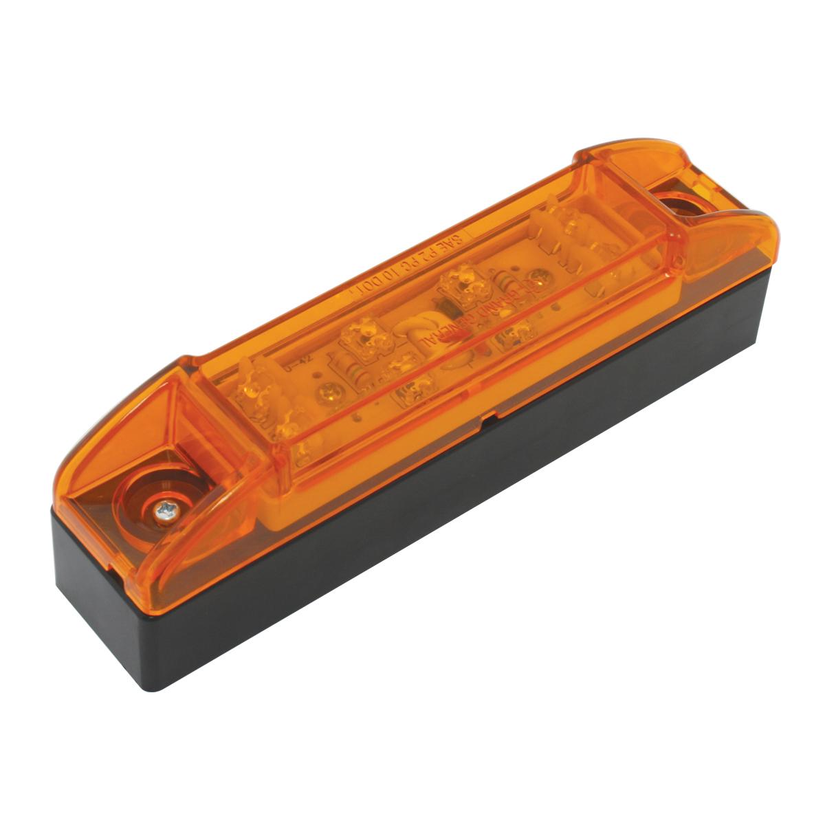 76200 Rectangular Wide Angle LED Light w/ Riser