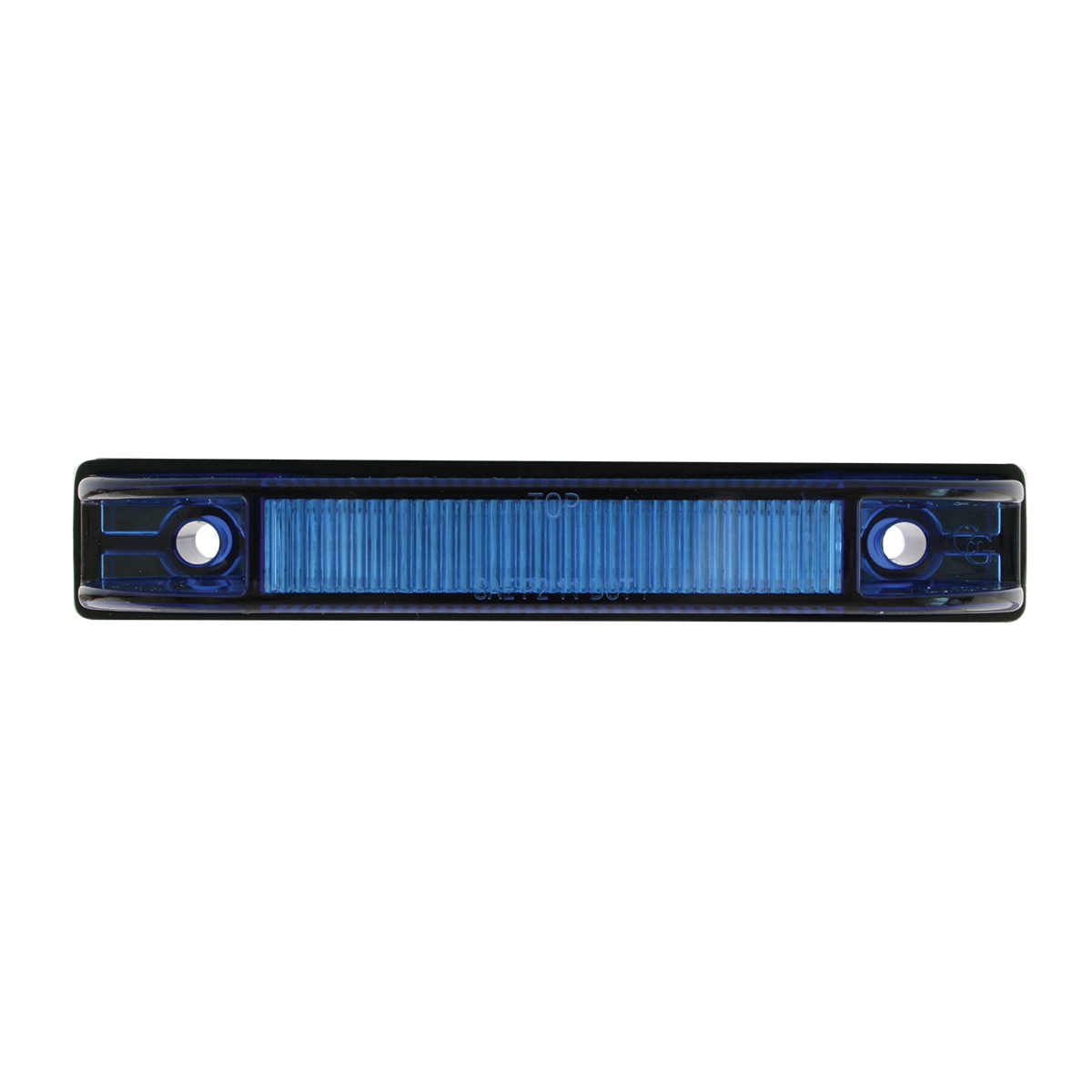 76224 Thin Line Wide Angle LED Marker Light in Blue/Blue
