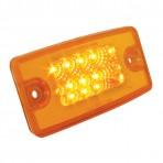 Freightliner Cab Visor Spyder LED Marker Light