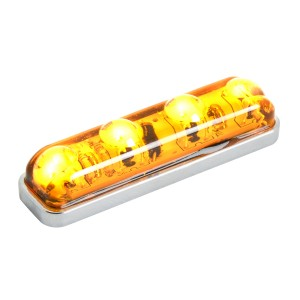 Small Thin Line Surface Mount LED Marker Light