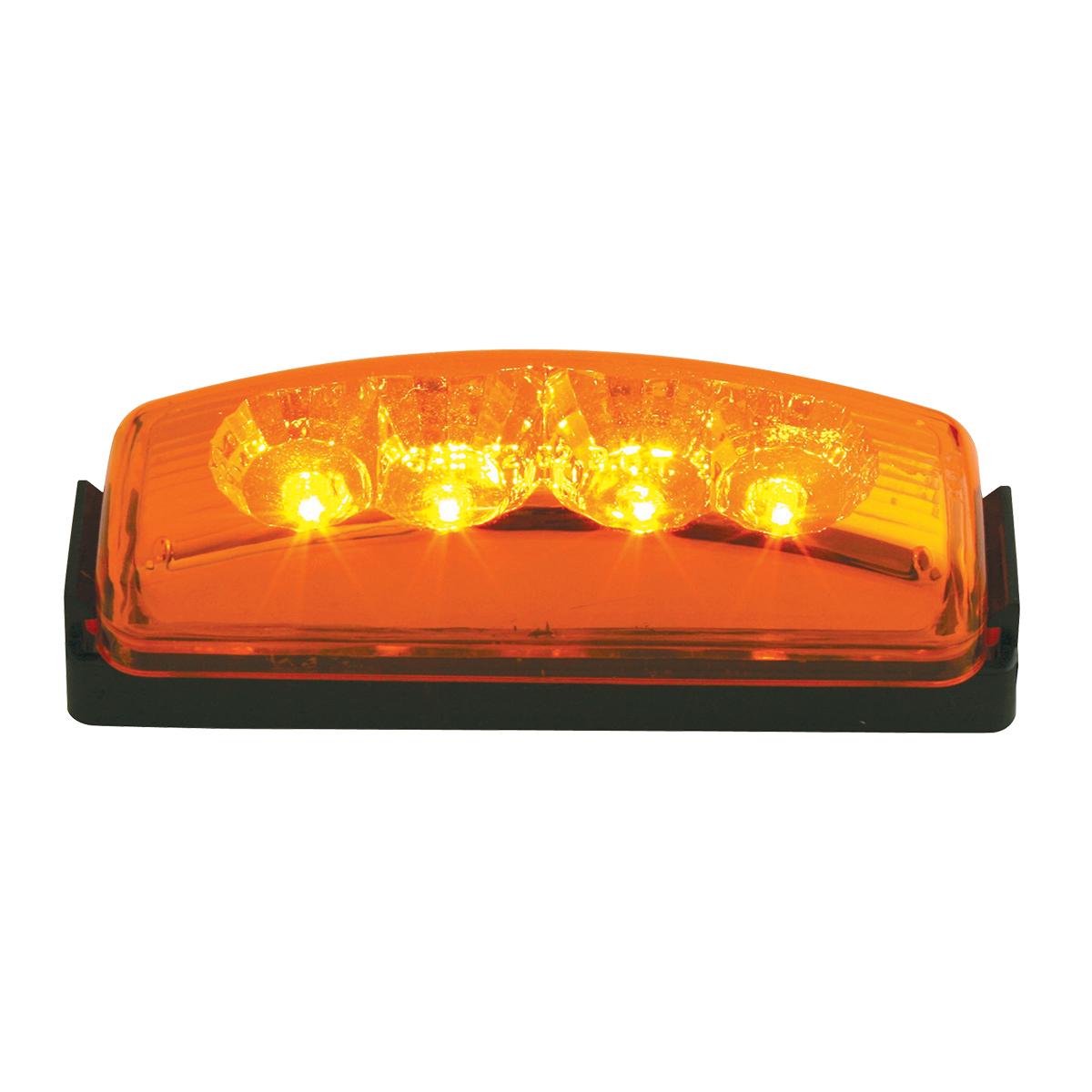 77850 Medium Rectangular Spyder LED Marker Light