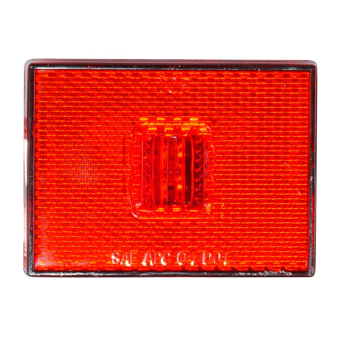 78381 Rectangular Stud Mount LED Light w/ Reflector