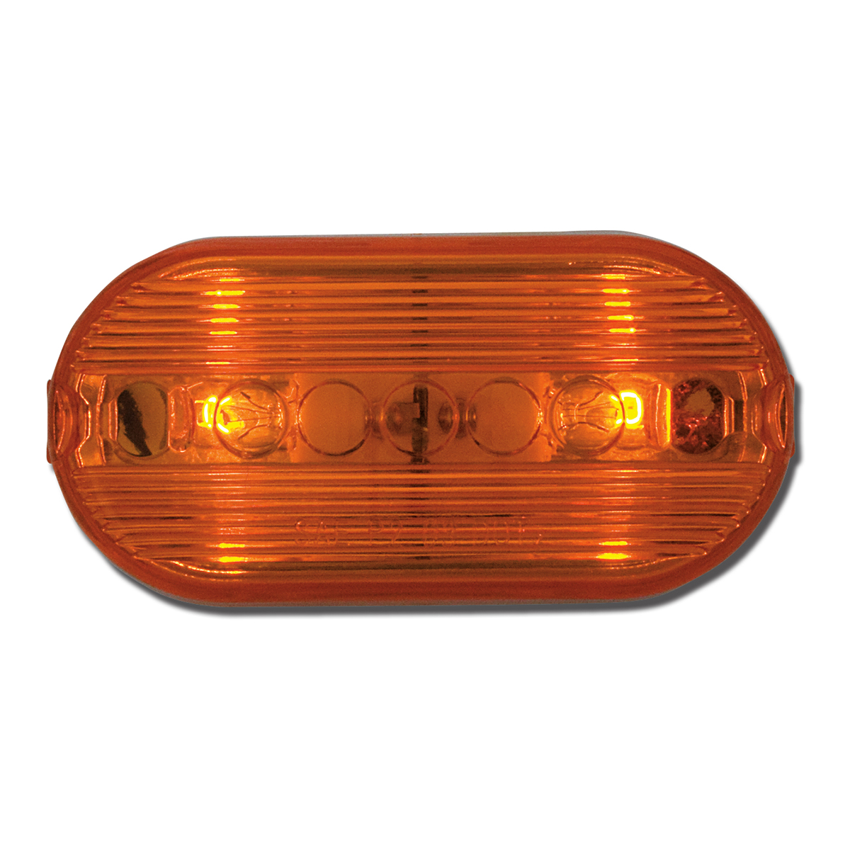 80241 Oblong Two-Bulb Marker & Clearance Light