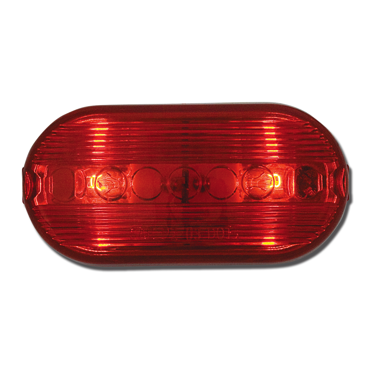 80244 Oblong Two-Bulb Marker & Clearance Light