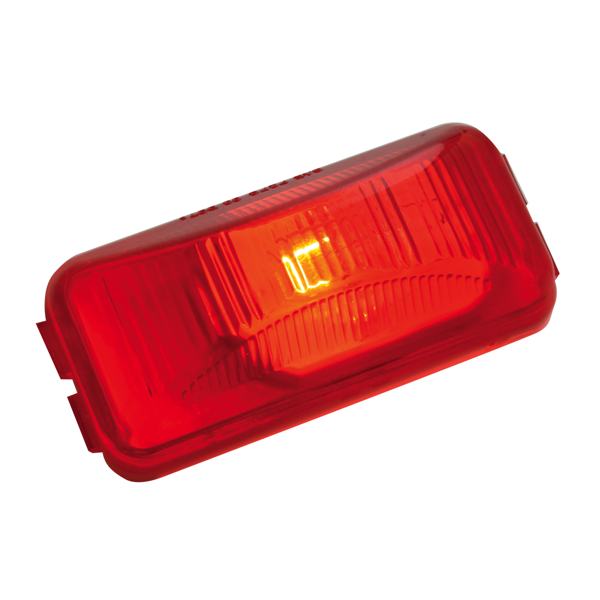 80276 Small Rectangular Single Bulb Sealed Marker & Clearance Light