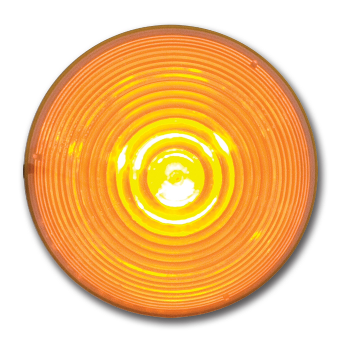 Amber Sealed Beehive Marker & Clearance Light