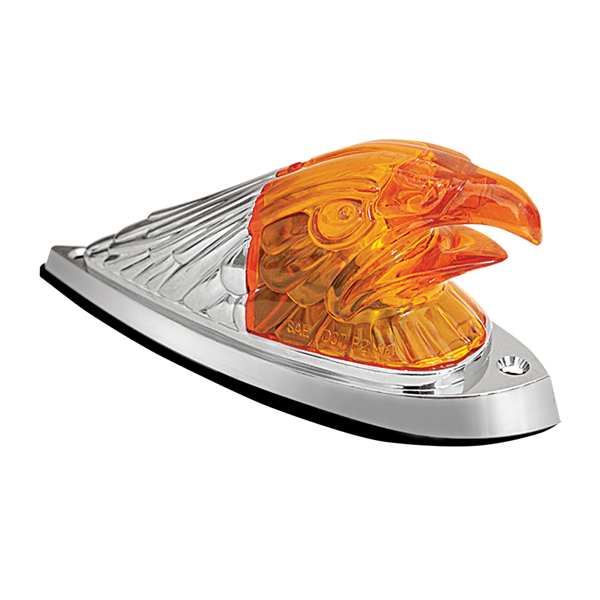 #81210 Large Eagle Head Cab Light