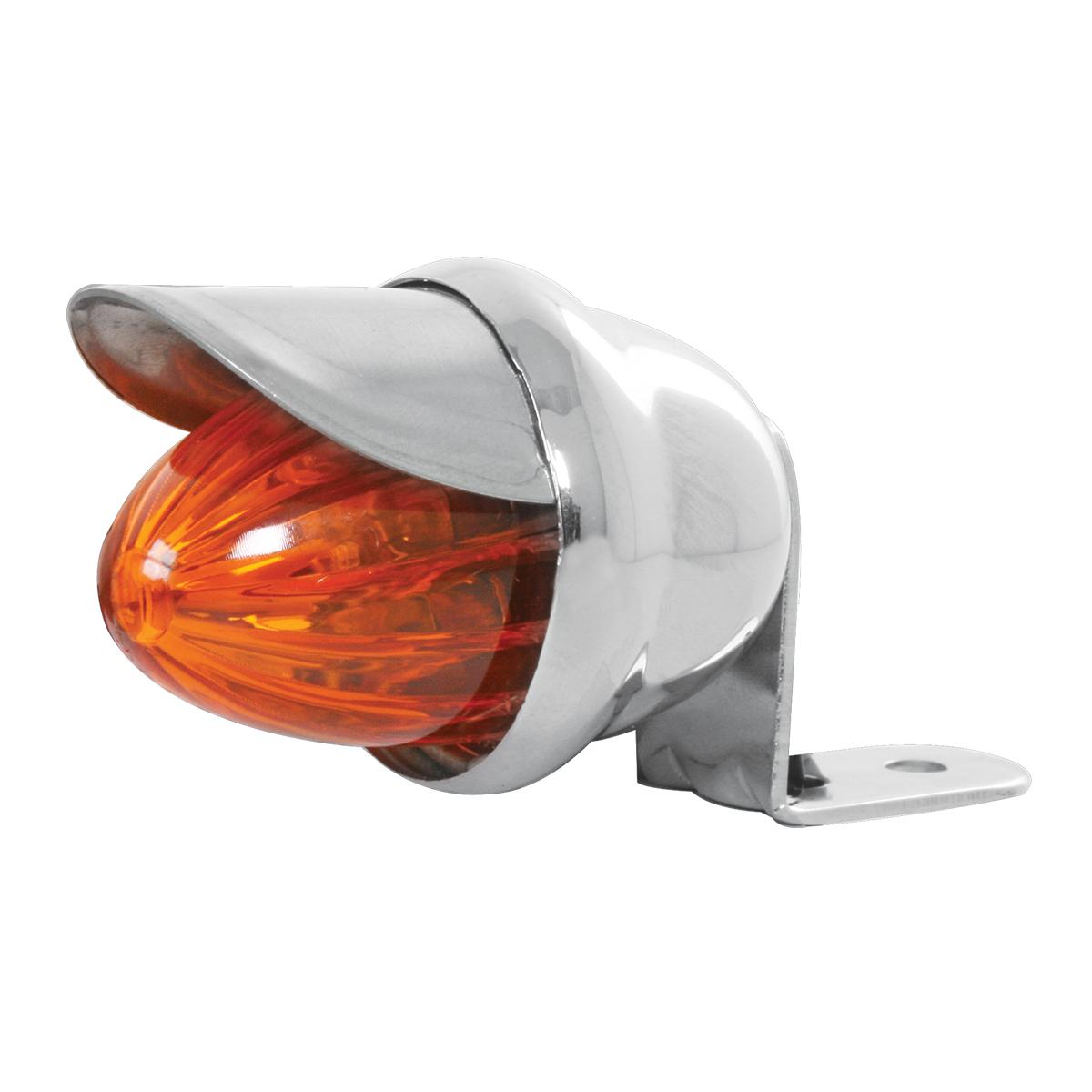 #82770 Mini Amber Marker & Clearance Single Light