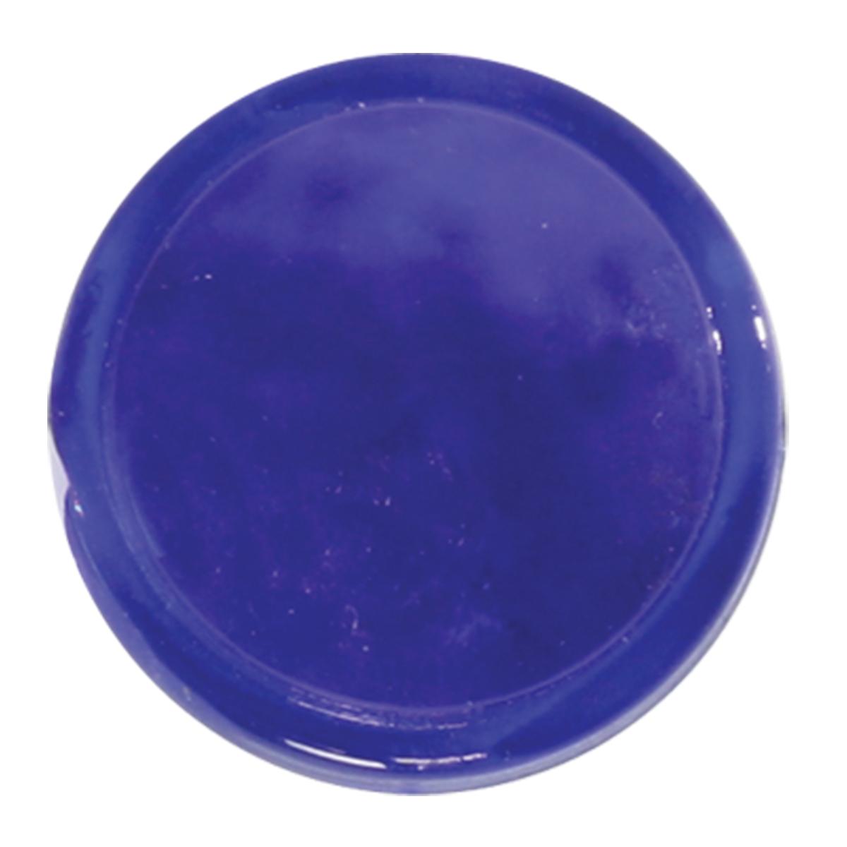 #50105 Blue Glass Dot Only