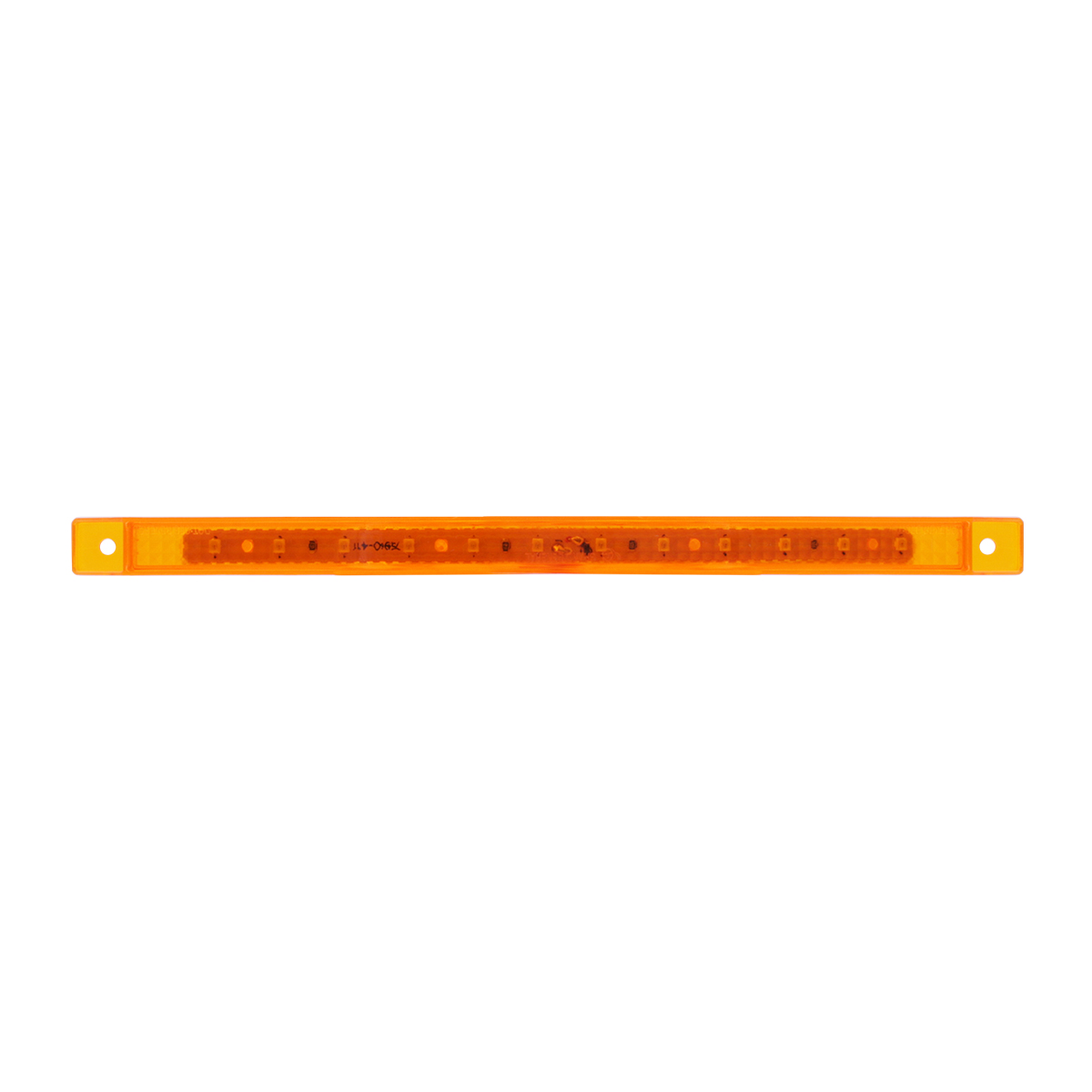 "75960 10-1/8"" Ultra Thin LED Marker Light"
