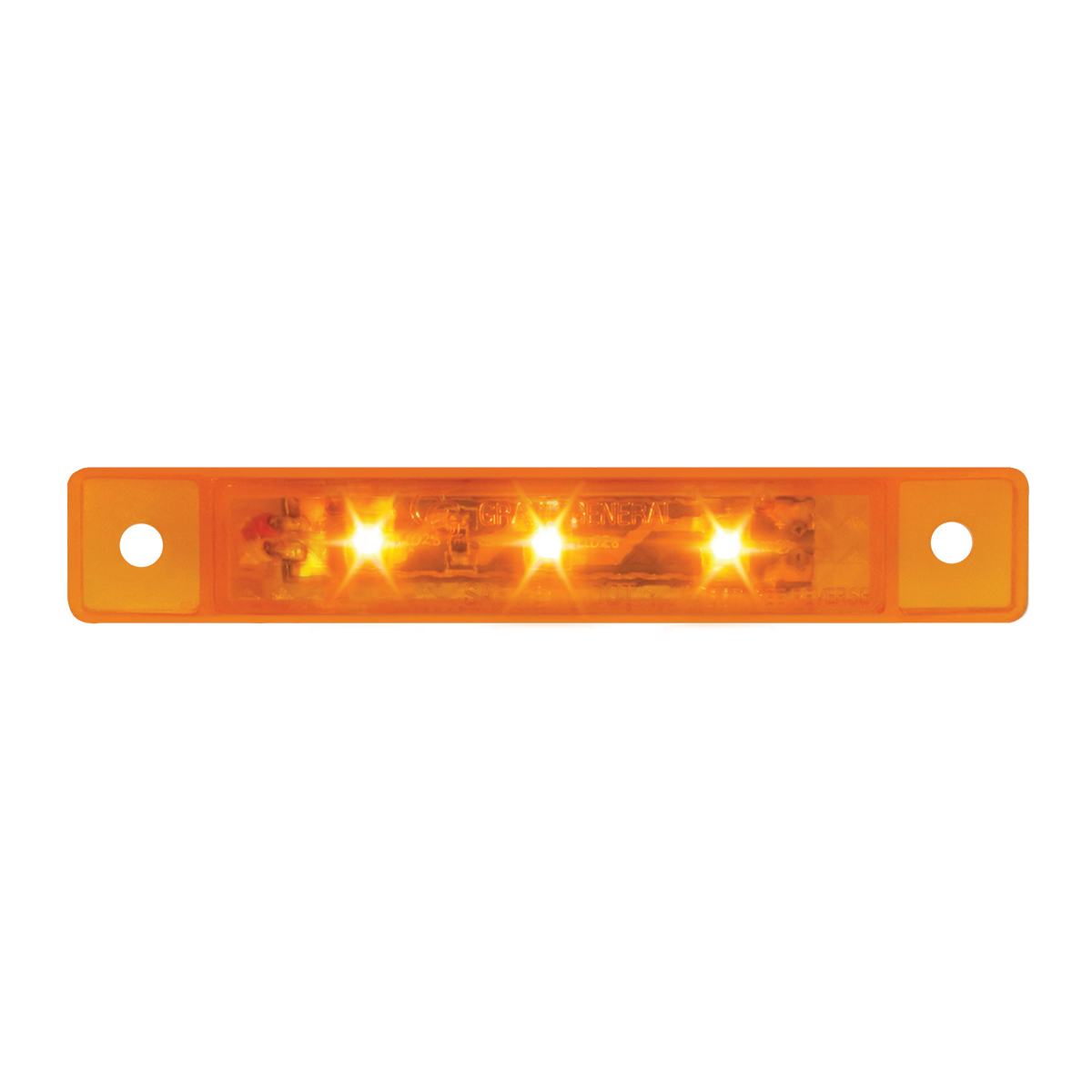 3 5 Quot Ultra Thin Led Marker Light Grand General Auto