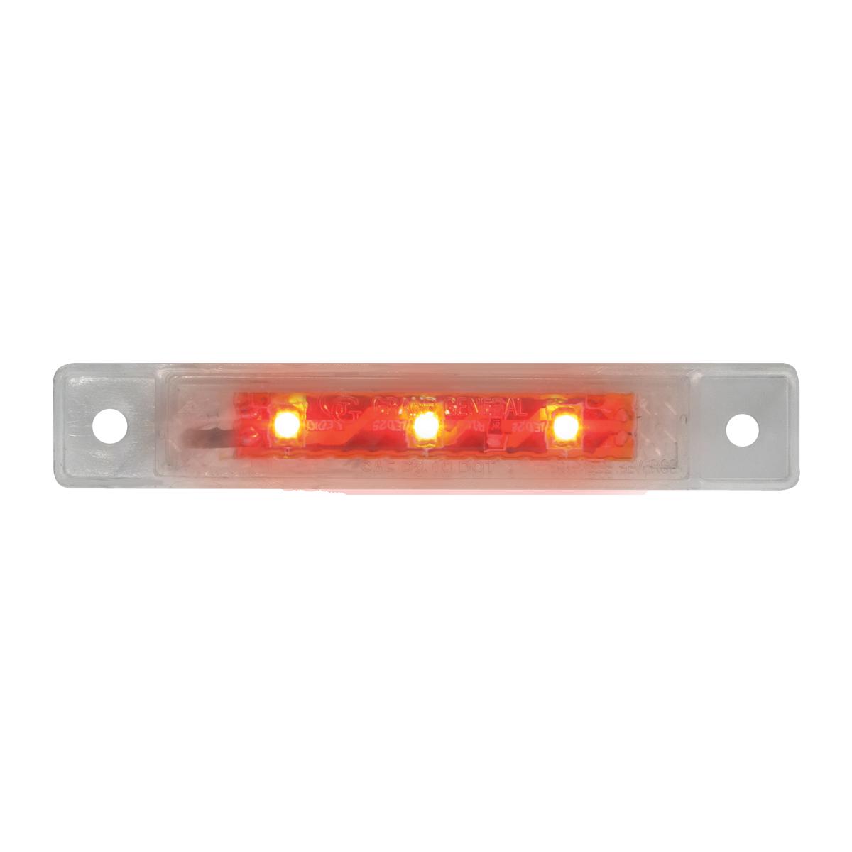 "76283 3.5"" Ultra Thin LED Marker Light"
