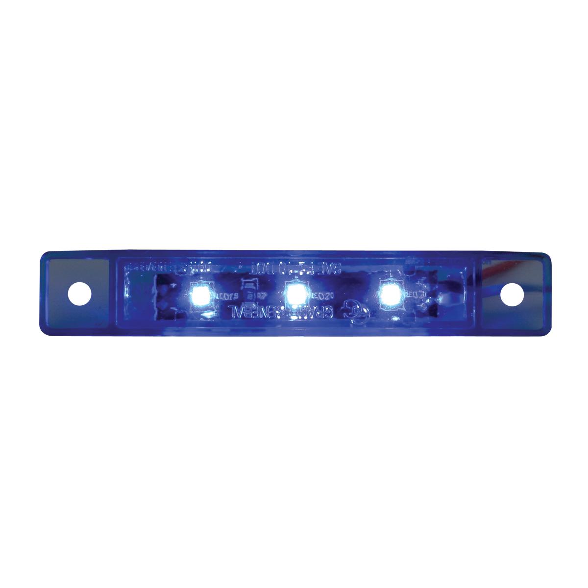 "76285 3.5"" Ultra Thin LED Marker Light"