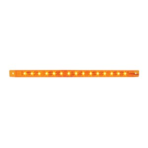 12″ Ultra Thin LED Marker Light Bar