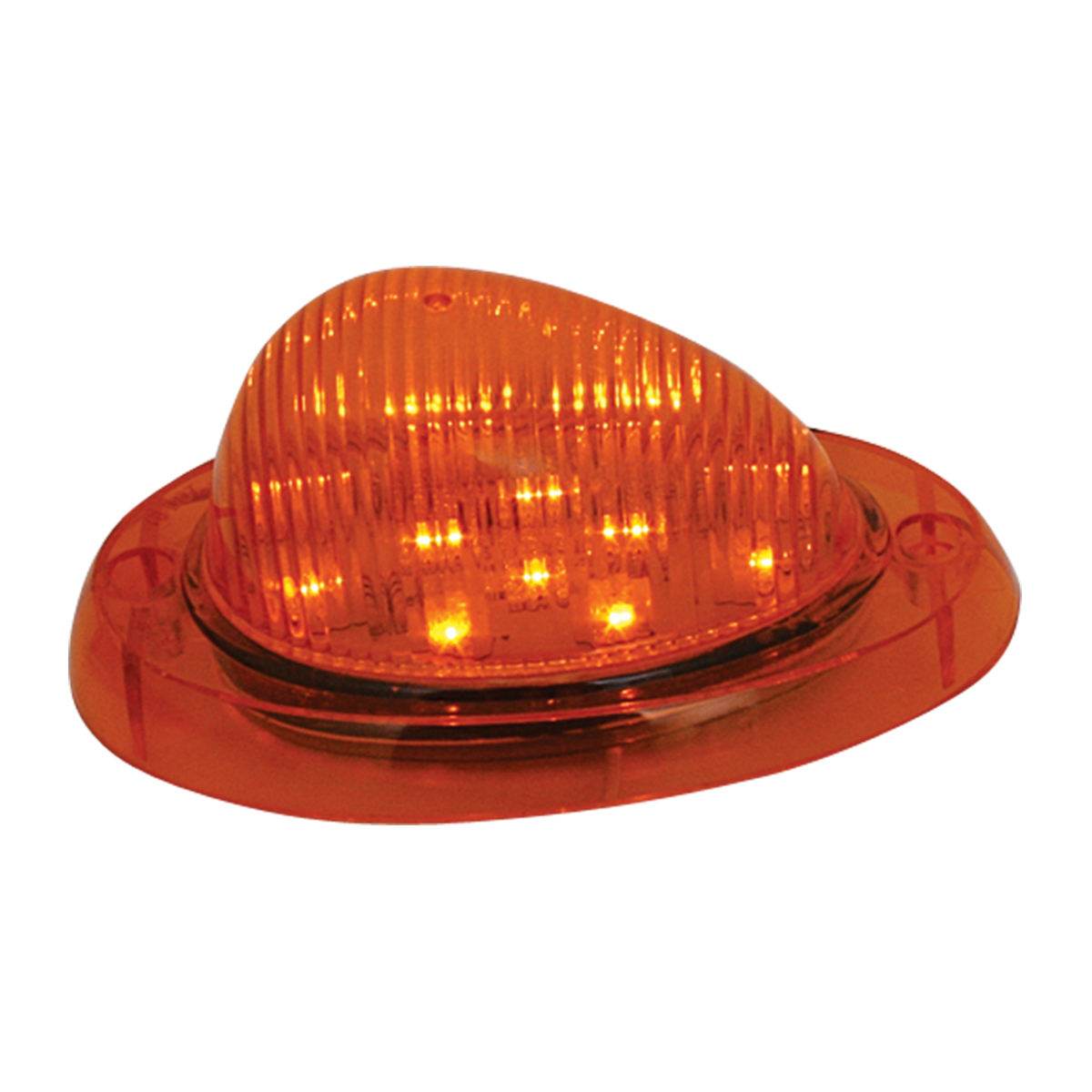 76370 Freightliner Side Marker/Turn LED Light in Amber/Amber