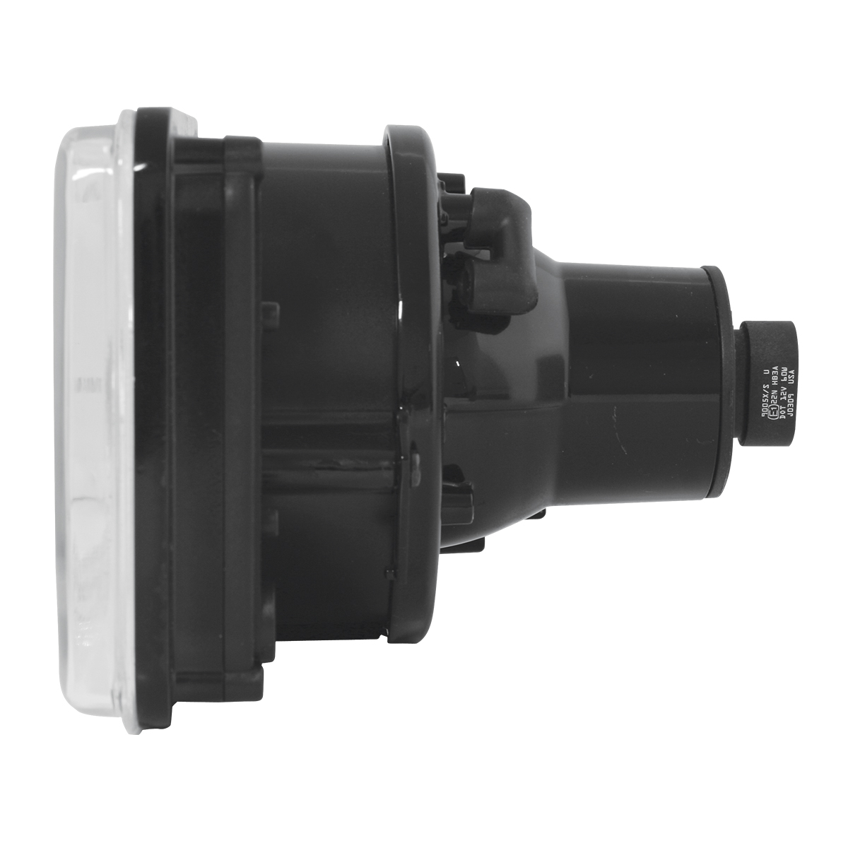 #77403 Projector/Fish Eye Lens – Side View
