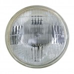 Round Sealed Beam Headlight